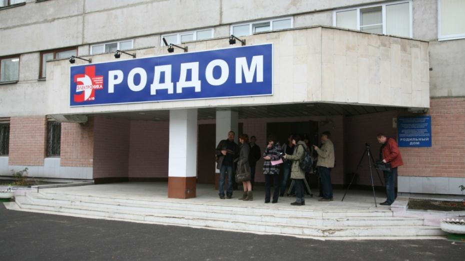 В Воронежской области родились 4590 первенцев за полгода