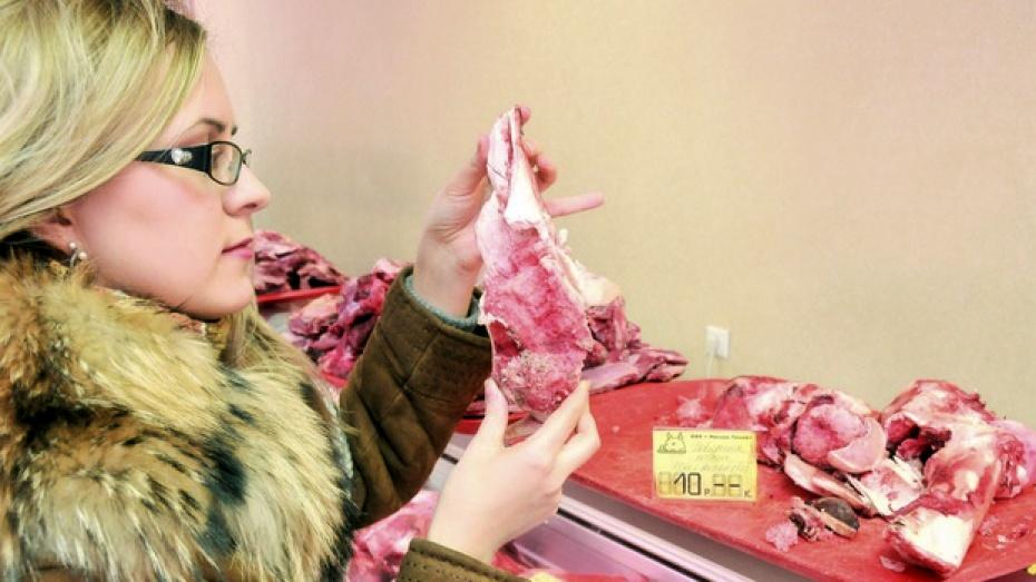 В потребительской корзине воронежцев будет больше мяса и молока