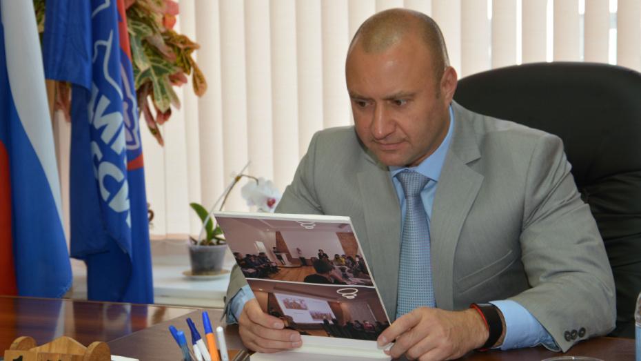 Воронежский депутат Григорий Чуйко: «Пора пересмотреть требования к предпринимателям»