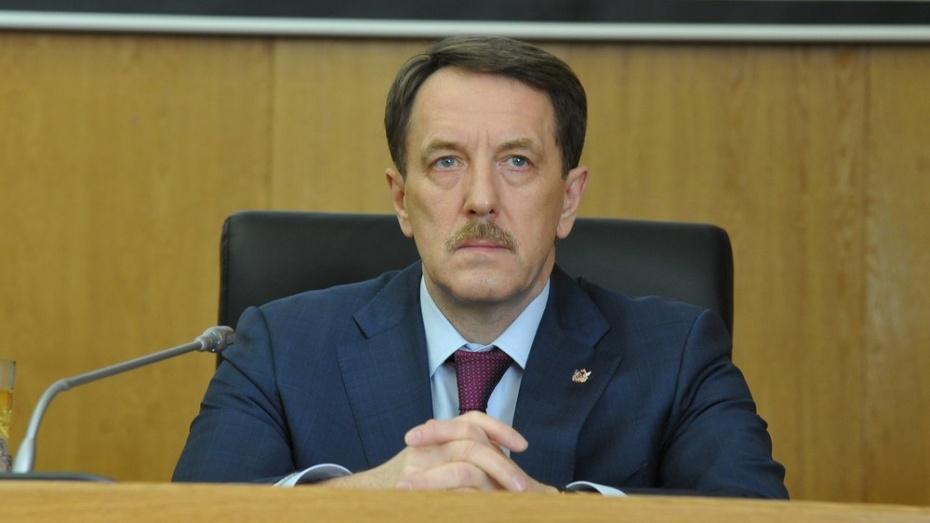 Губернатор Воронежской области: «Ставлю себе «четверку»!»