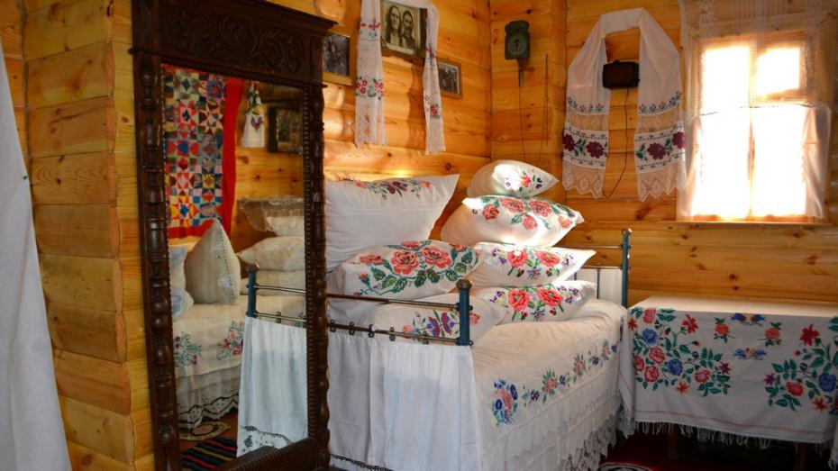 В воробьевском селе Затон открыли музей сельского быта