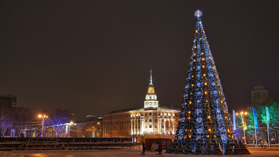 Волгоград стал лидером рейтинга дешевого отдыха вновогоднюю ночь