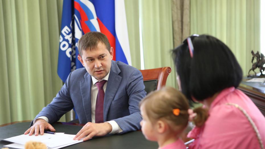 Депутаты Воронежской облдумы провели 1,5 тыс приемов за 6 месяцев 2018 года