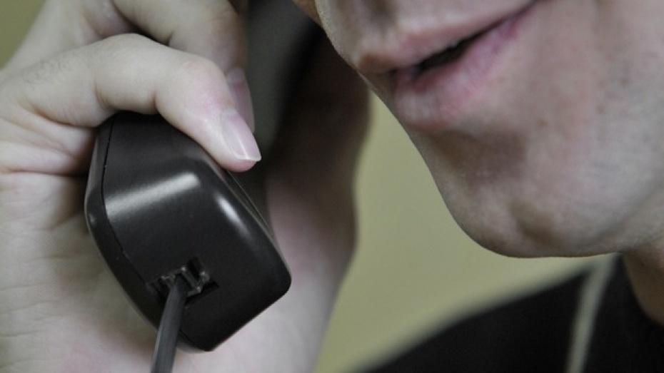 В Воронеже от рук телефонных мошенников пострадала еще одна женщина