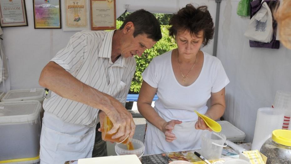В Воронеже пройдет православная медовая ярмарка