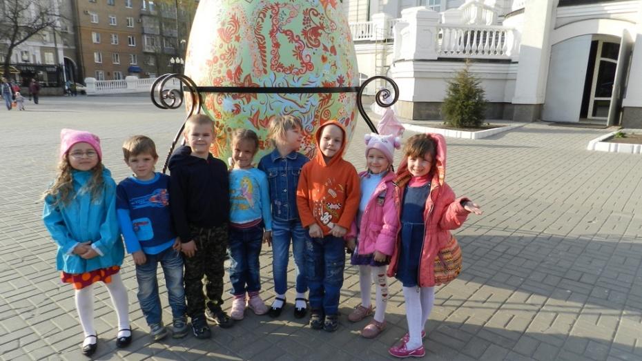 Воспитанники Углянской  воскресной школы выступили в финале пасхаль-ного конкурса