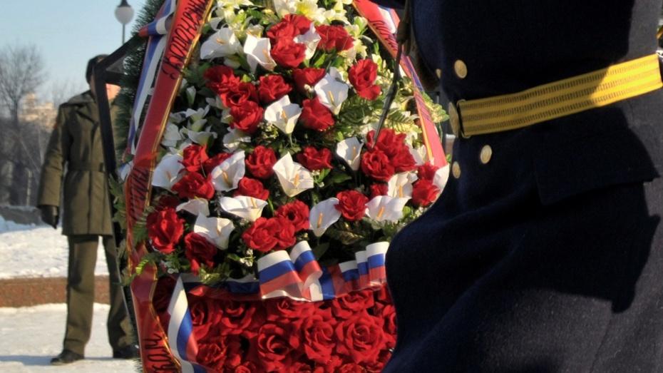 На97-м году жизни скончался Почётный жителей Воронежа Иван Шматов