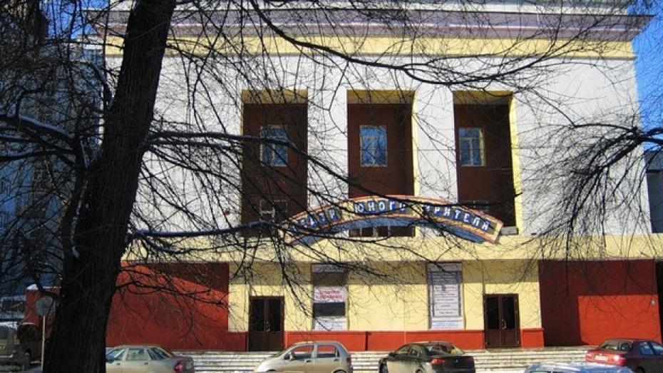 На модернизацию воронежского ТЮЗа заложили 20 млн. рублей