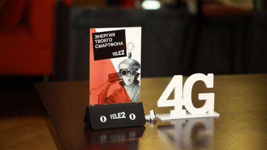 Доля LTE-смартфонов в сети Tele2 достигла 83%