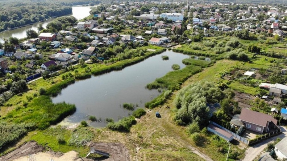 В Павловске реализацию проекта «Перламутровое озеро» начнут 15 августа
