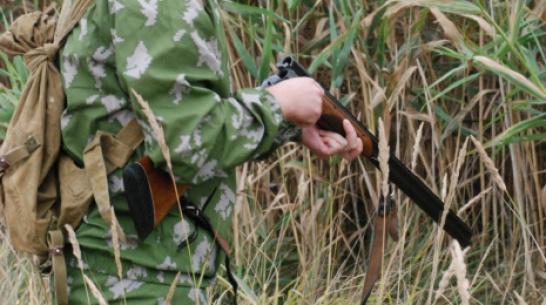 В Воронежской области мужчина получил огнестрельное ранение во время охоты на зайца