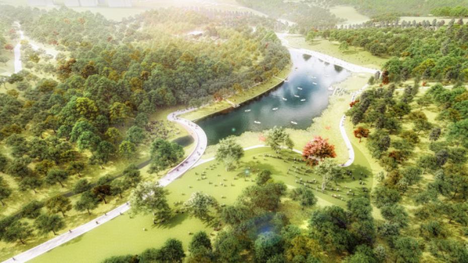 Концепция развития воронежского Центрального парка получила диплом национальной премии