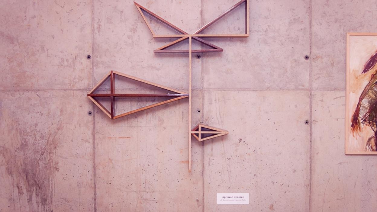 В Воронеже выставка современного искусства и джазовый концерт прошли на стройке