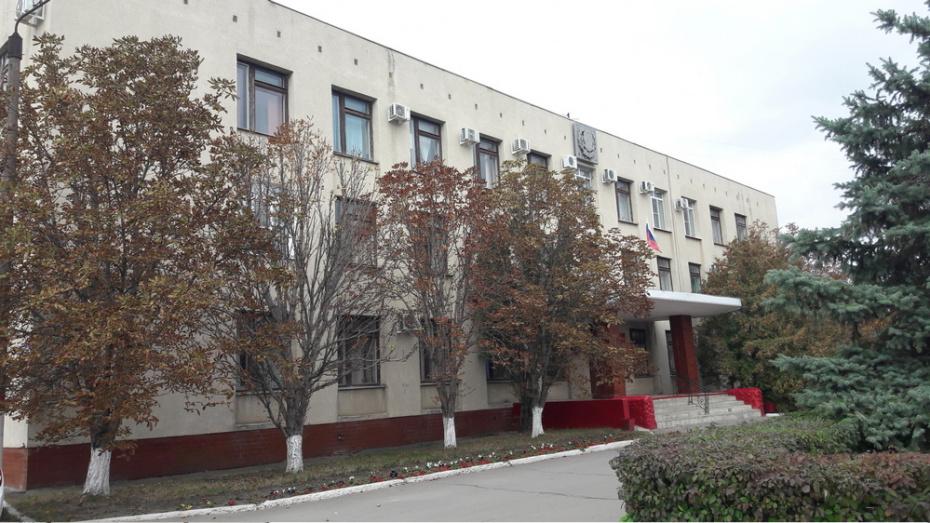 В Ольховатском районе объявили новый конкурс на пост главы района