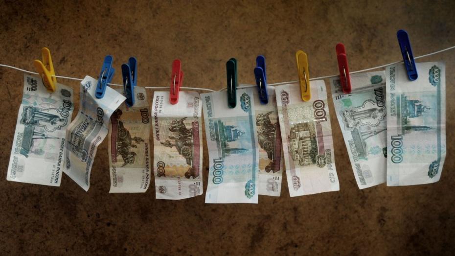 Почти 5 тыс воронежцев заработали за год миллион рублей