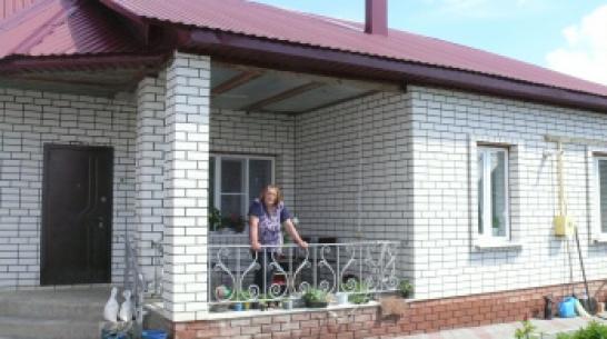 Давняя мечта. Как переехавшая из Москвы пенсионерка построила дом в воронежском селе