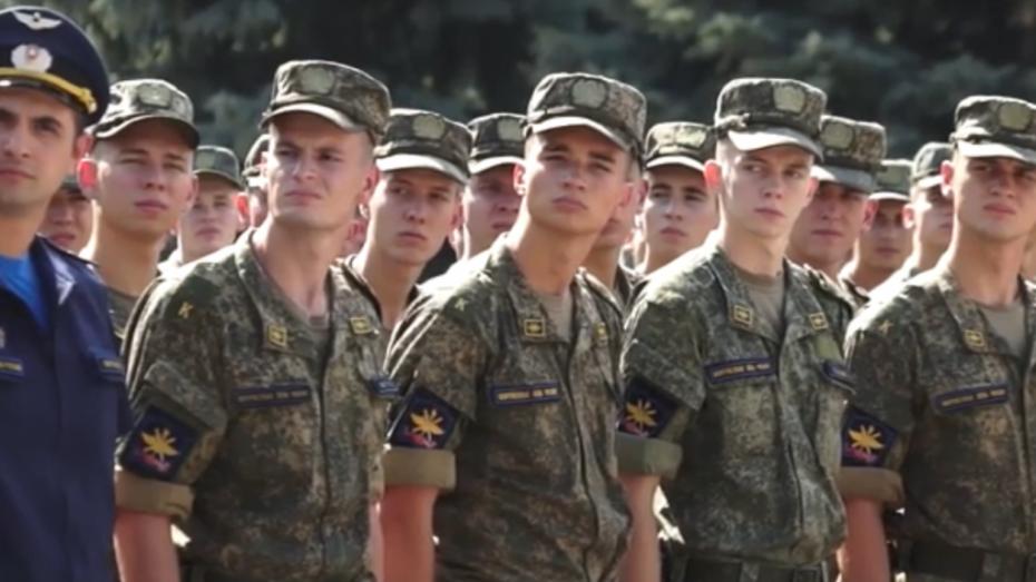 В Воронеже выбрали лучшую воинскую часть Воздушно-космических сил