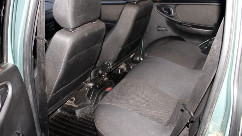 Полицейские нашли в машине воронежца пакет с телом