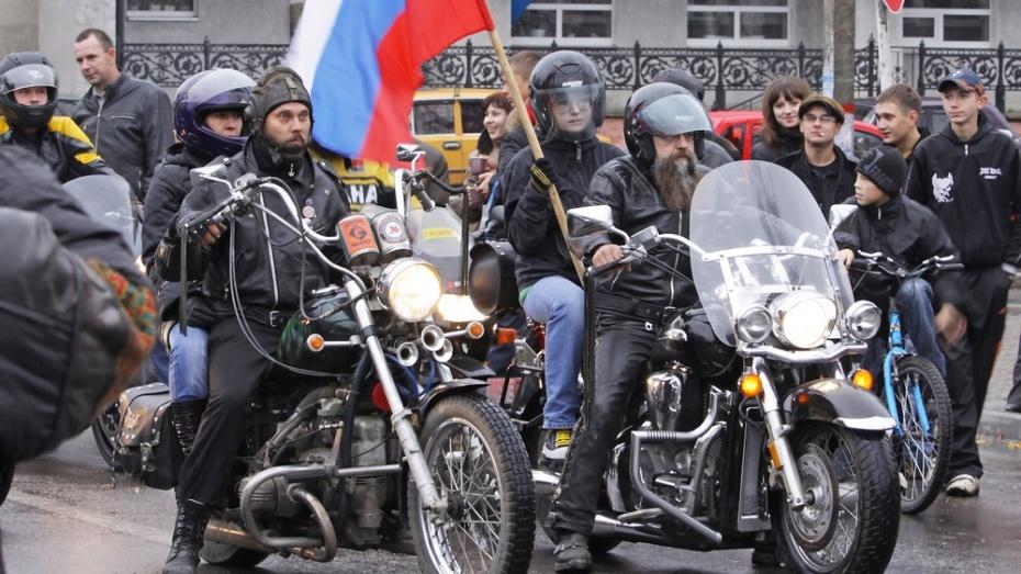 В День молодежи в Боброве побывают православные мотоциклисты