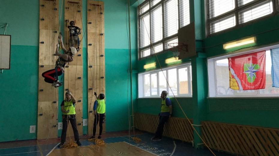 Подгоренские туристы привезли 4 «золота» с открытых областных соревнований