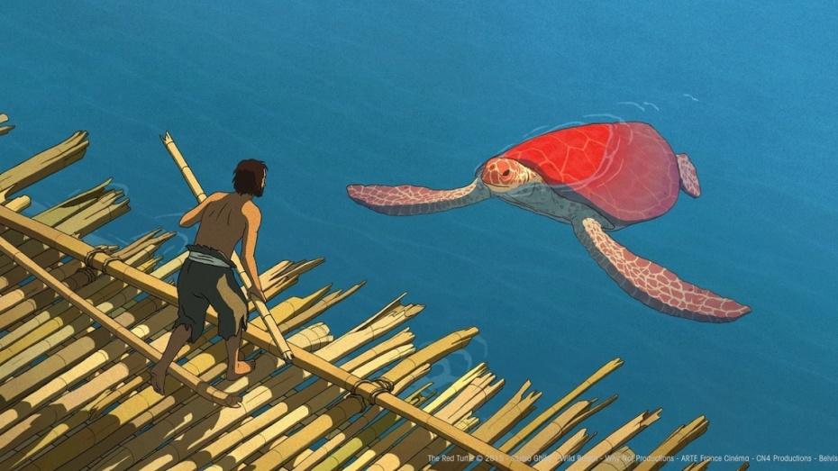 Большой фестиваль мультипликационных фильмов вВоронеже откроет претендующая на«Оскар» «Красная черепаха»