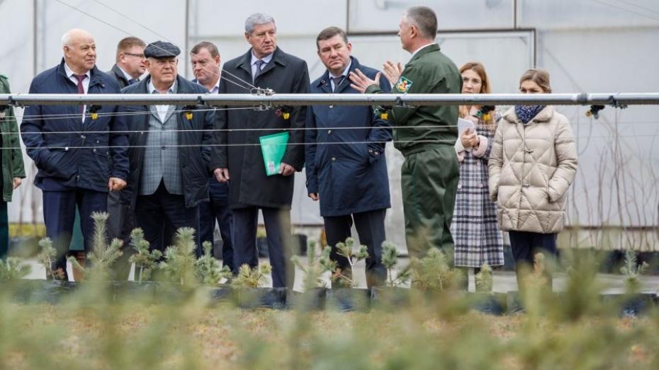 Депутаты Воронежской облдумы обсудили нацпроект «Экология»