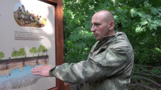 Впервые за 128 лет в Докучаевском гидрологическом колодце Воронежской области исчезла вода