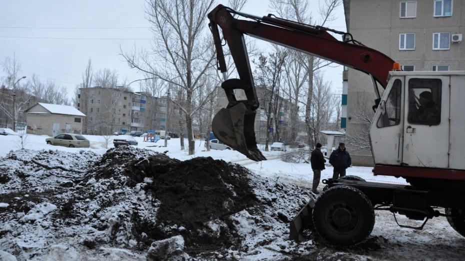 В Павловске целый микрорайон почти на сутки остался без воды