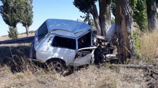 Водитель разбился насмерть в Воронежской области накануне дня рождения