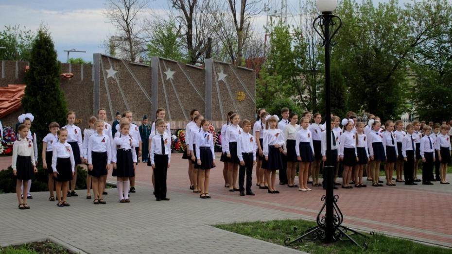 Таловские школьники стали лауреатами Межрегионального онлайн-конкурса «Наследники Победы»