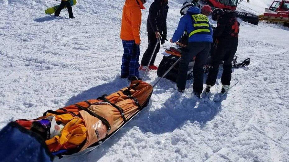 Больше 10 человек пострадали вГрузии из-за неисправного подъёмника