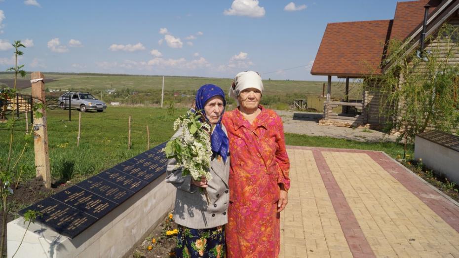 В хохольском селе Ивановка откроют мемориал погибшим  в годы ВОВ землякам