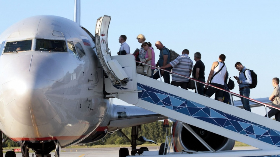 Стыковочные авиарейсы из Воронежа в Тель-Авив запустят с 28 октября