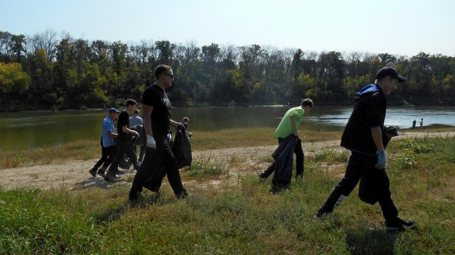 Жителей Подгоренского района позвали на уборку места отдыха «Седьмое небо»