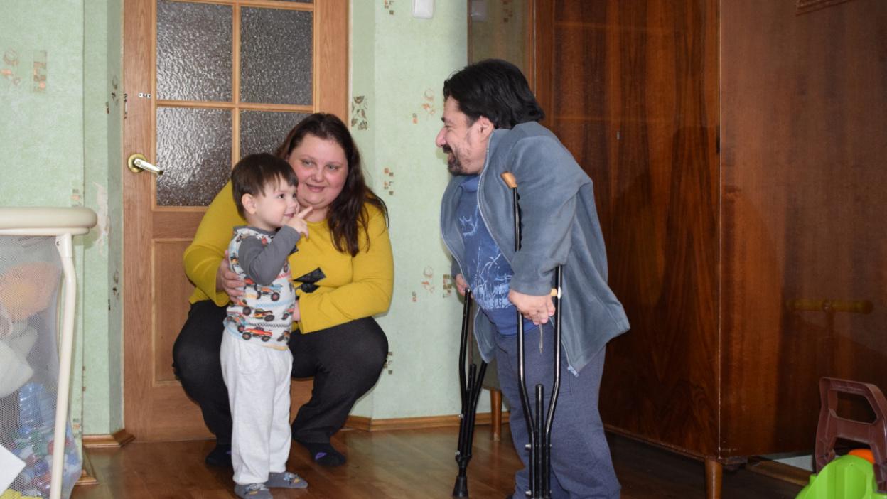 Все ограничения – в голове. Как воронежский инвалид ростом 1 метр обрел веру в себя и любовь