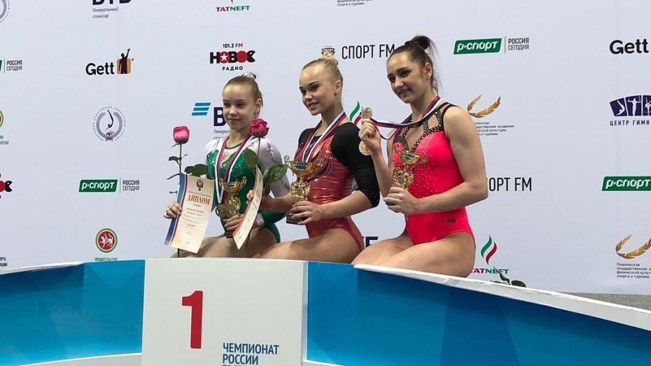 Гимнастка Мустафина назвала чемпионат Российской Федерации вКазани важнейшим стартом для себя