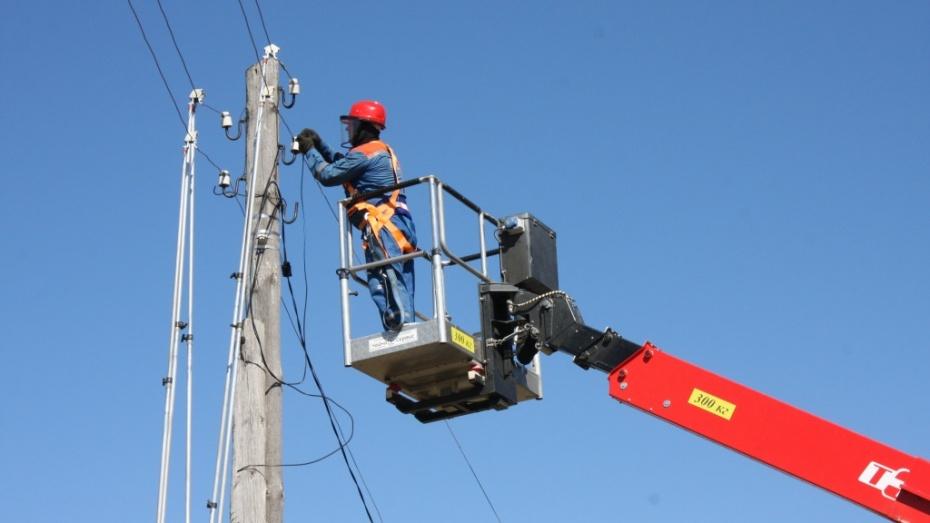 В Воронеже при благоустройстве общественных пространств уберут провода