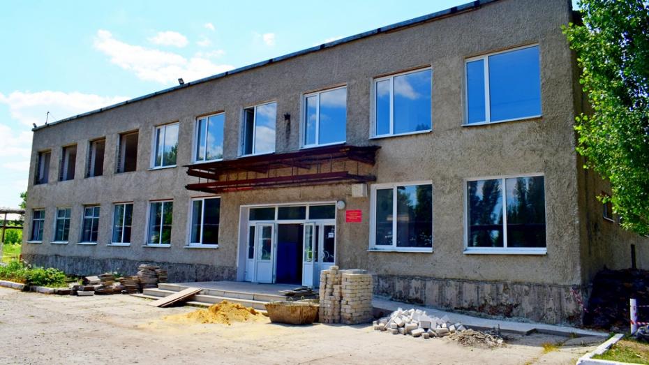 В Грибановке на ремонт Дома культуры потратят более 27 млн рублей