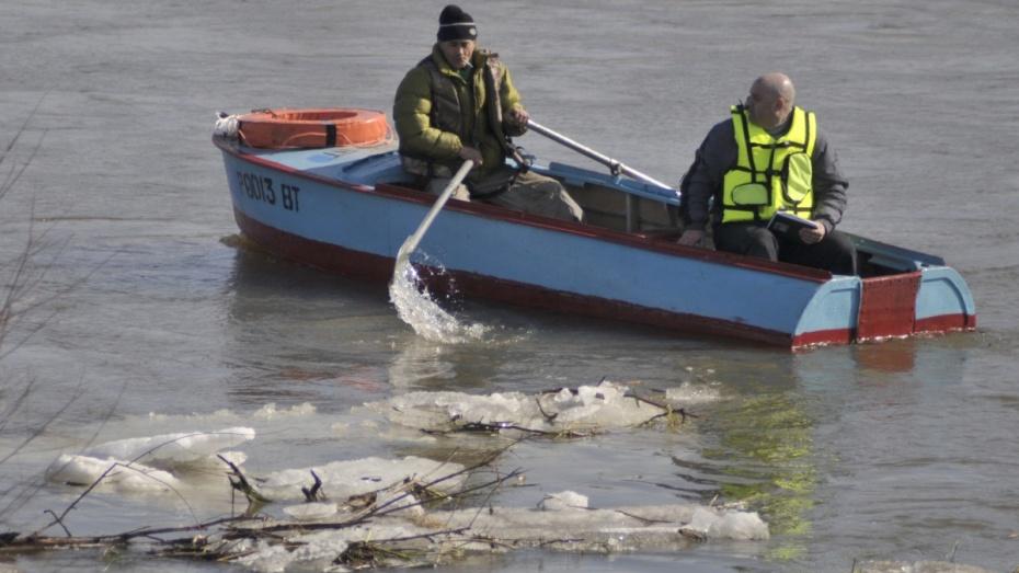 Тульские cотрудники экстренных служб ликвидируют последствия паводка вВоронежской области