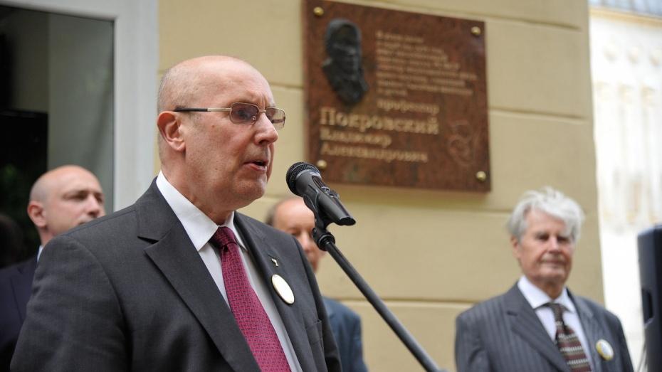Почетным гражданином Воронежа стал ректор ВГМУ Игорь Есауленко