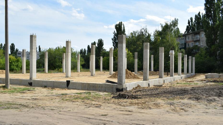 В Борисоглебске в Северном микрорайоне построят спорткомплекс