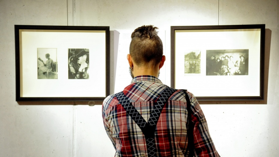 В Воронеже открылась фотовыставка «Маяковский и современники»