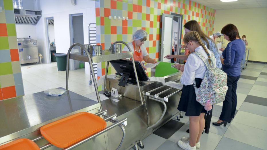 Все младшеклассники Воронежской области получат горячее питание с 1 сентября