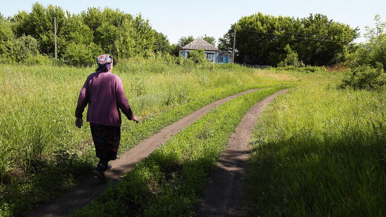Заброшенные хутора: как пустеют воронежские деревни. Вознесеновка