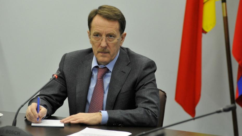 Губернатору Воронежской области угрожают убийством