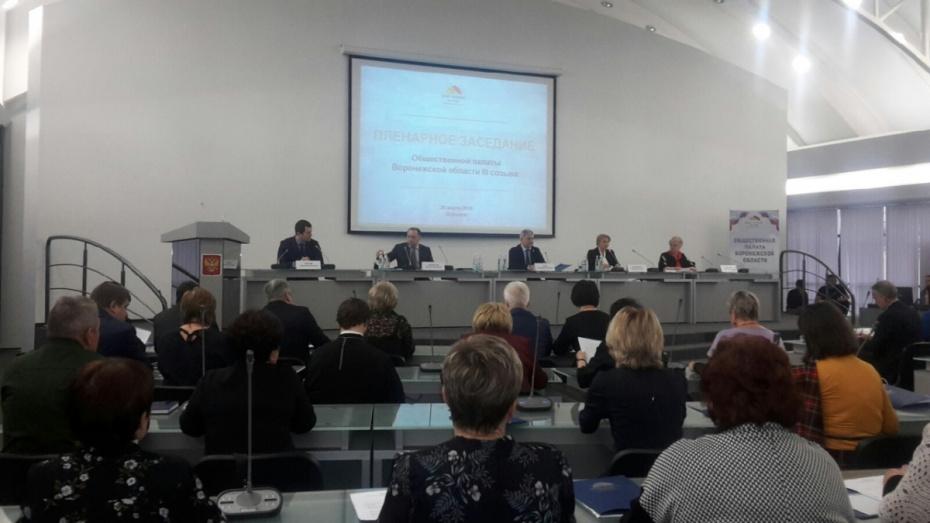 В Воронежской области сформируют 11 рабочих групп для контроля за реализацией нацпроектов