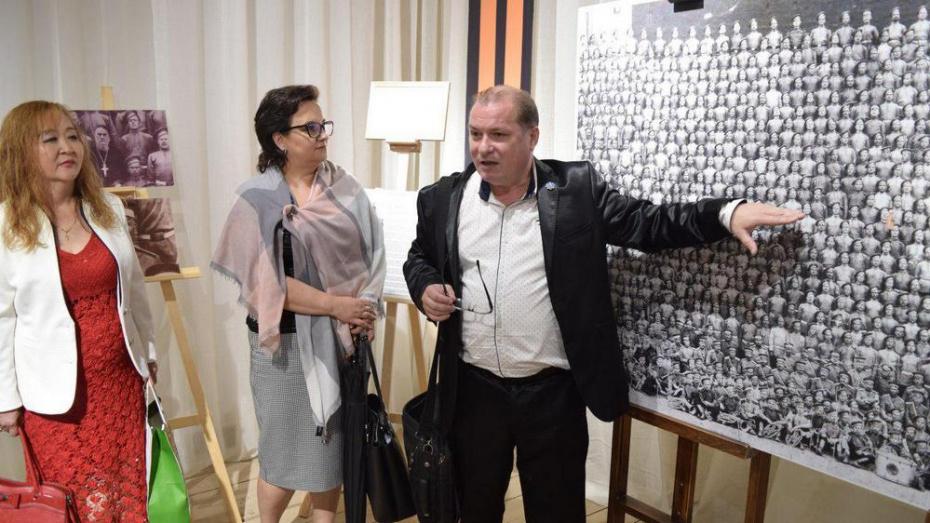 В Рамони открылась выставка одной фотографии «Кексгольмский полк»