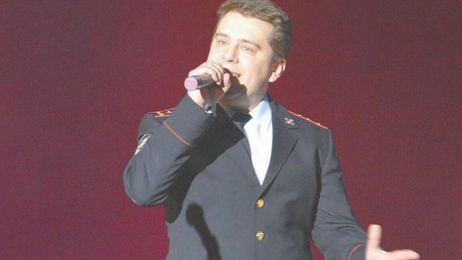 Воробьевский полицейский занял первое место в конкурсе «Щит и лира»