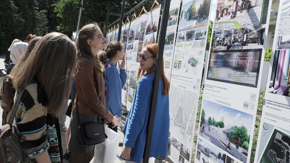 В Воронеже стартовал архитектурный форум «Зодчество VRN – 2018»