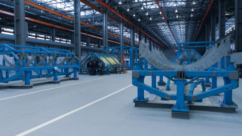 На нижегородском заводе начали сборку ИЛ-114-300 с воронежскими агрегатами